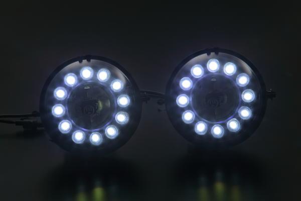 BMW R55/R56/R57/R60 MINI LEDデイライト付 フォグランプ