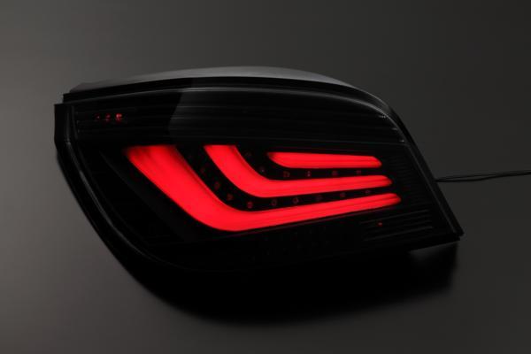 BMW 3シリーズ E90 セダン 前期('05~'08y) 3Dライトバー LEDテールライト