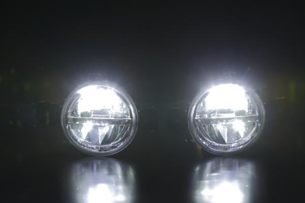 BMW E70 X5/E71 X6/E83 X3/E84 X1/E87 1シリーズ/E82 1シリーズ/E88 1シリーズ/E81 1シリーズ ハイパワー LEDフォグラン