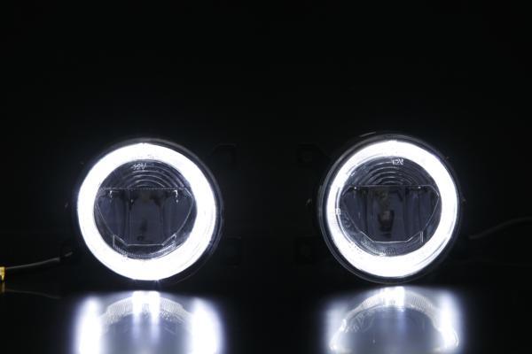 Volks Wagen GOLF5 GTI ハイパワー LEDフォグランプ(デイライト機能付)